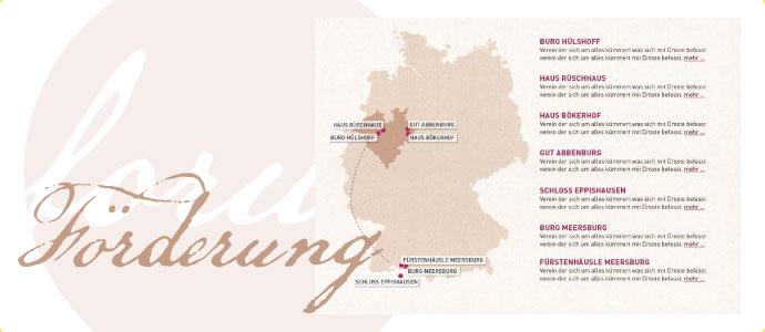 Droste-Forum-Karte