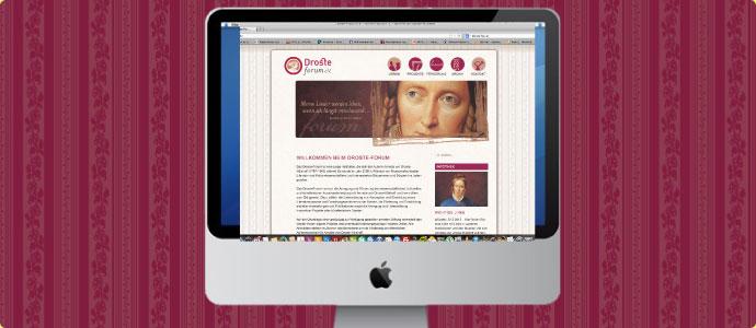 Droste-Forum-Web-Design