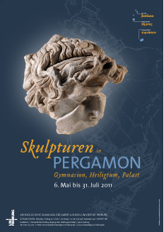 Skulpturen in Pergamon