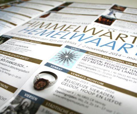 Museumsmagazin-Himmelwaerts-Flyer