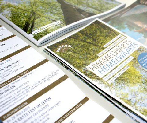 Museumsmagazin-Himmelwaerts-Printmedien