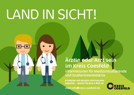 Kampagne-Ärztin-sein-in-Coesfeld