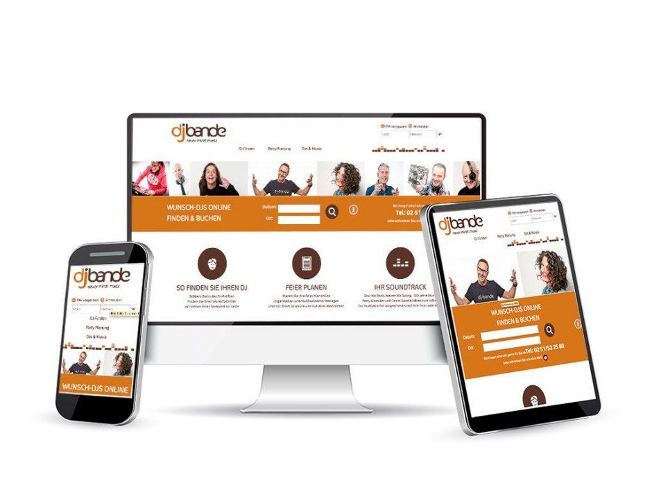 djbande-webdesign-muenster