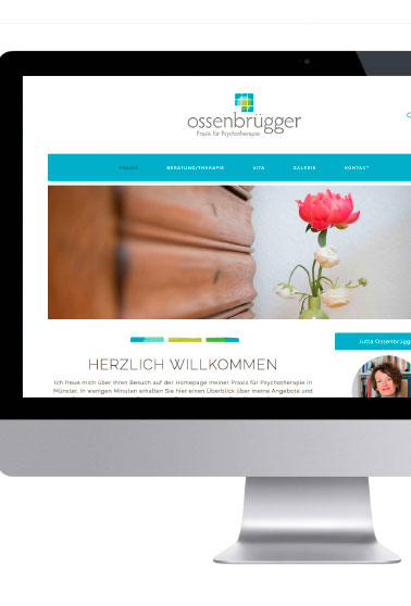 Ossenbrügger – Praxis für Psychotherapie