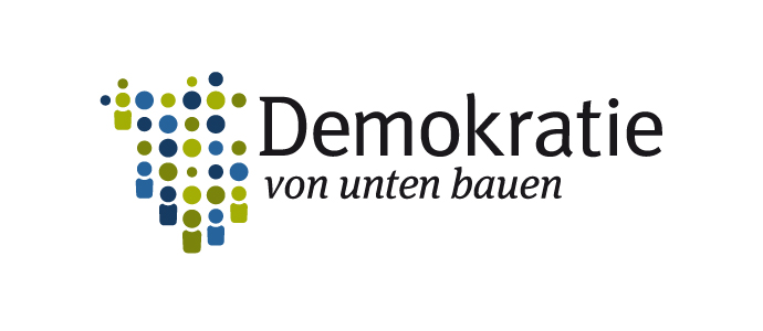 Demokratie-v-u-b-Logo-Design