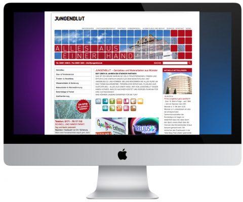 Web-Design-Jungenblut