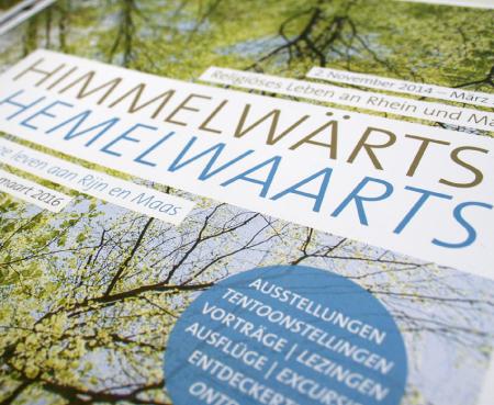 Niederrhein Ausstellungsreihe Himmelwärts