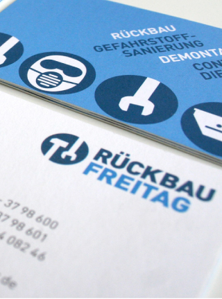 Rückbau Münster Corporate Design