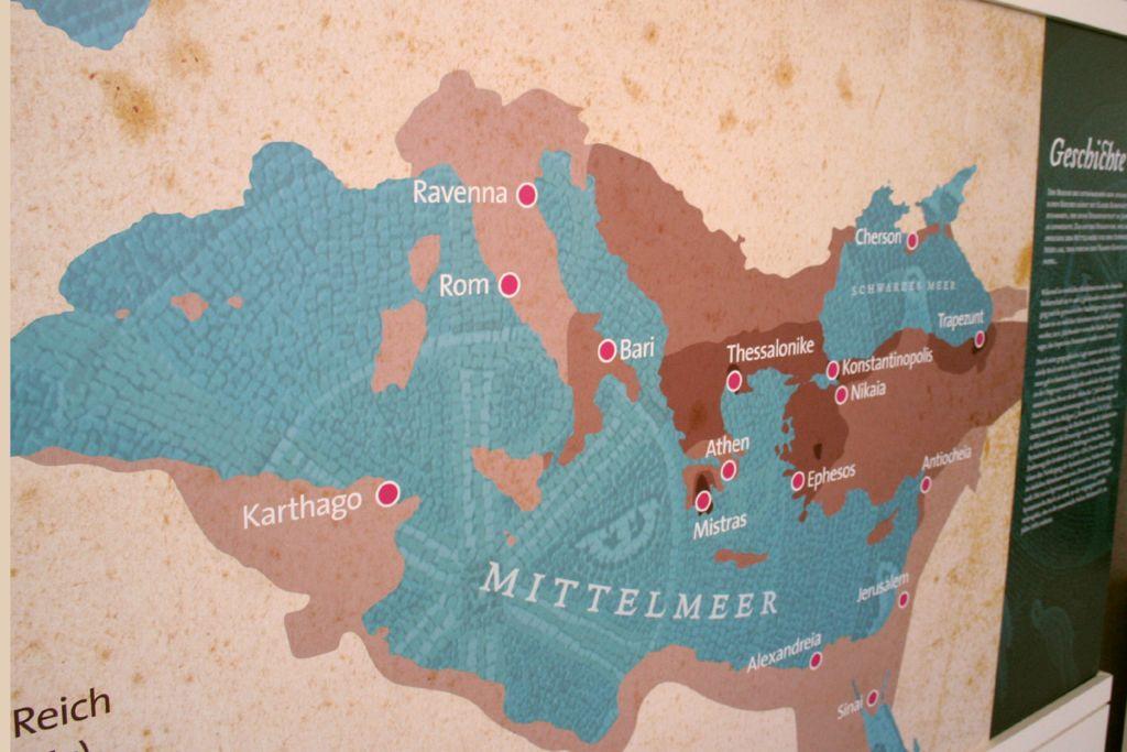 Ausstellung Gold und Blei – Archäologisches Museum WWU Münster