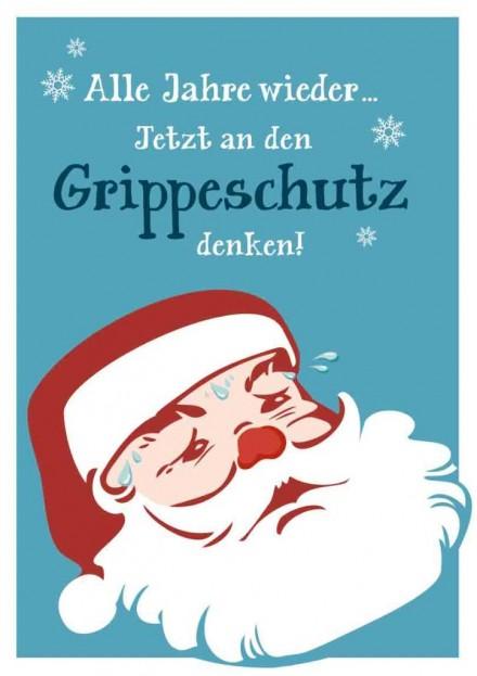 Grippeschutz Kampagne Kreis Coesfeld