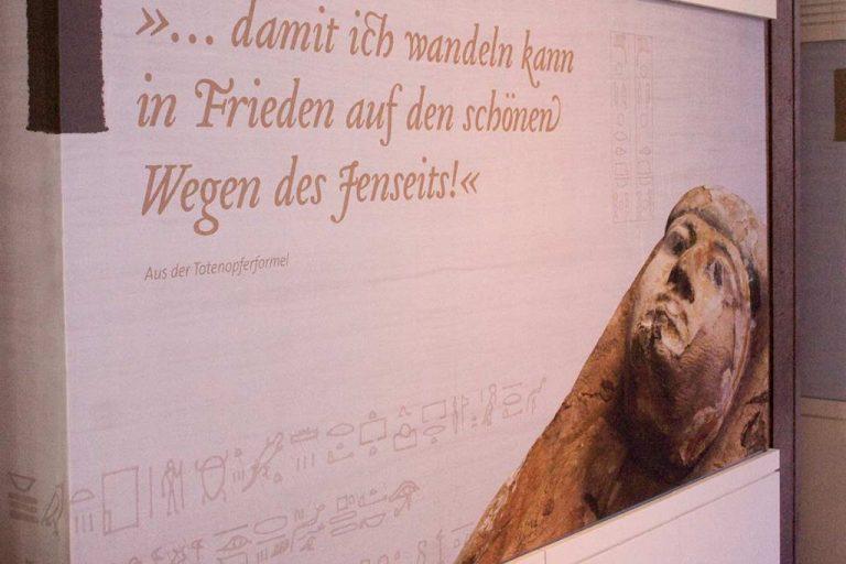 Münster Mumie – Ausstellung Tod und Ewigkeit