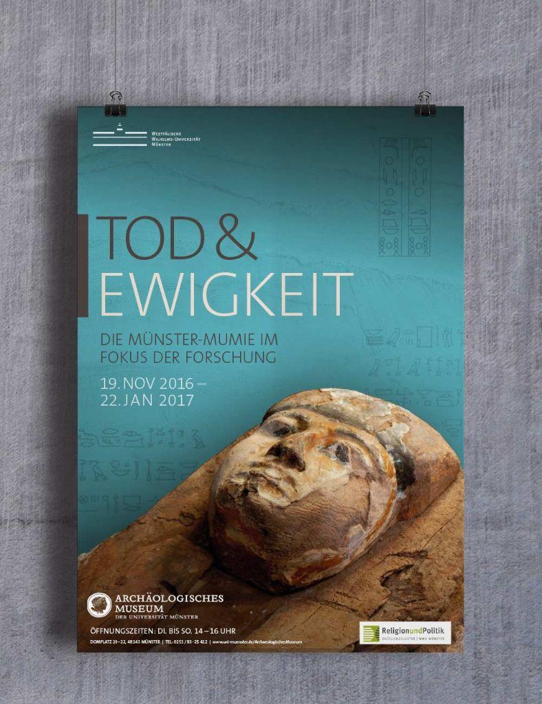 Ausstellung Mumie Museum Münster