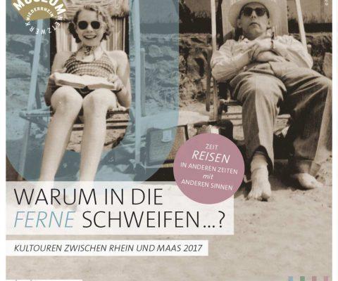 Kulturregion Niederrhein – Unterwegs