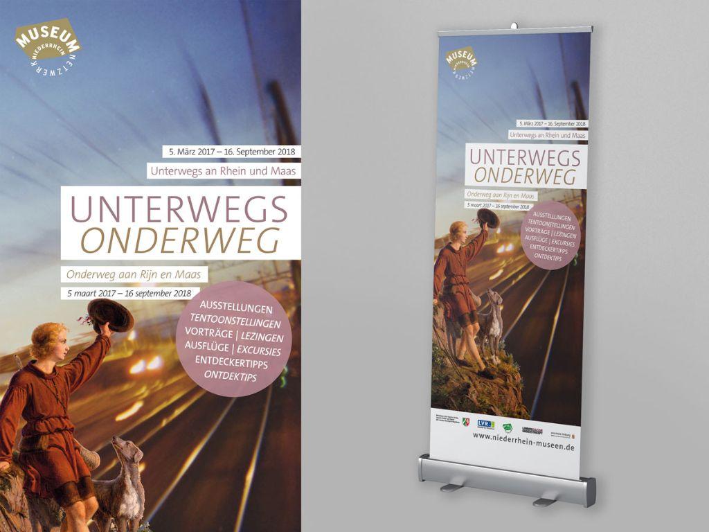 Kulturregion Niederrhein – Unterwegs – Onderweg
