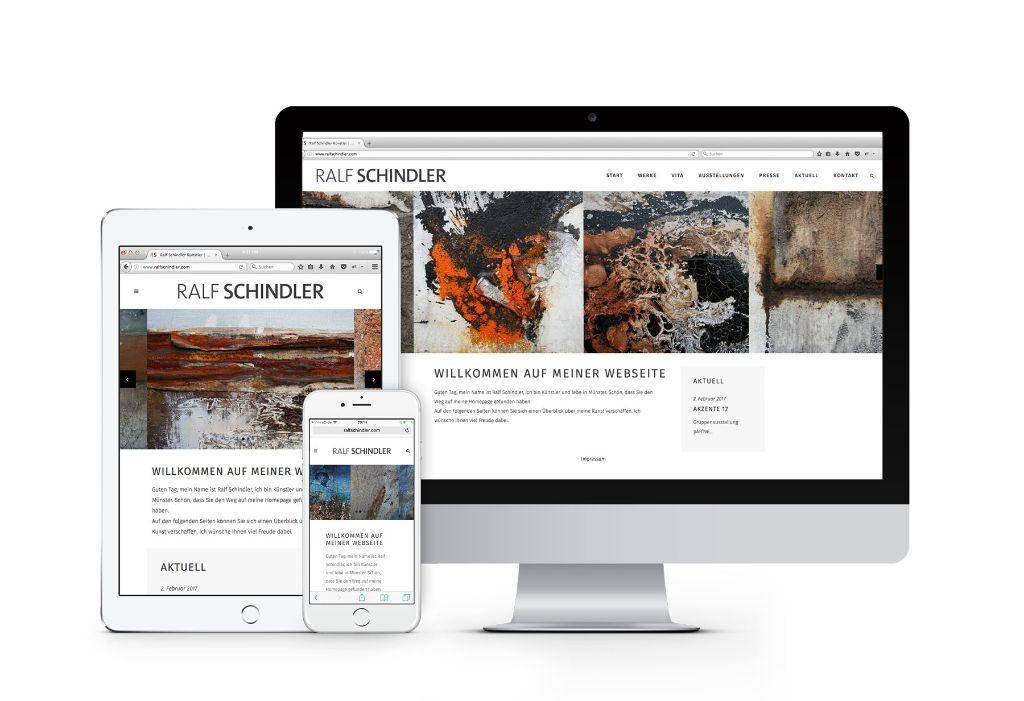 Ralf Schindler Webdesign